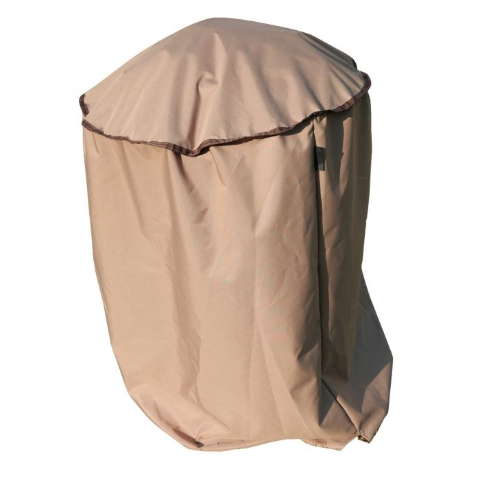 TrueShade Plus Kettle-Style BBQ Grill Cover