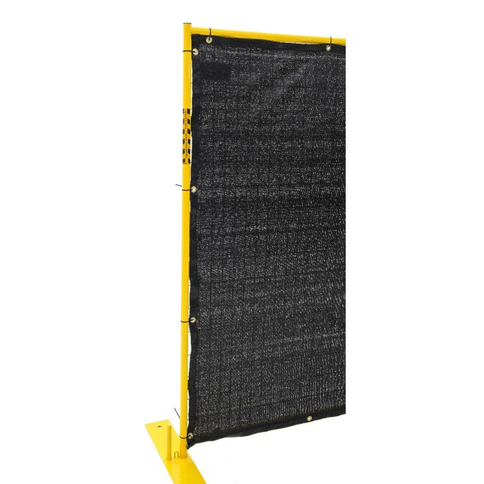 50ft x 68in Windscreen Roll with Grommets | Perimeter Patrol
